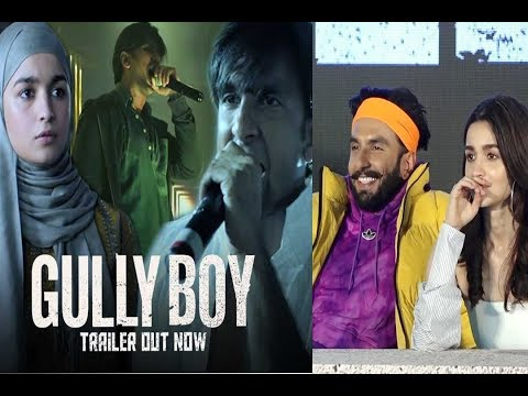 Ranbir Kapoor Is Very Special For Me Says Alia Bhatt  Gully Boy Trailer Launch  | Ranveer Singh