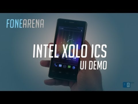 Android ICS on Intel Lava XOLO X900