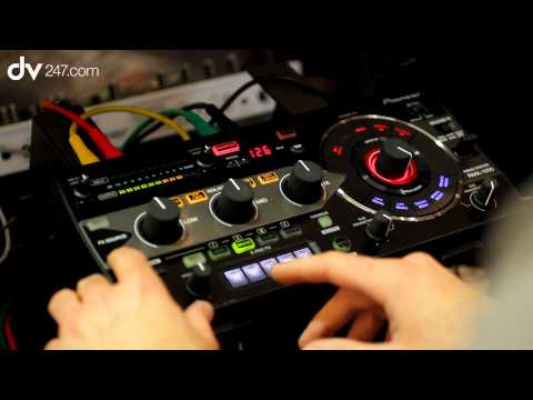 Pioneer RMX-1000 Tutorial Video | DV247TV
