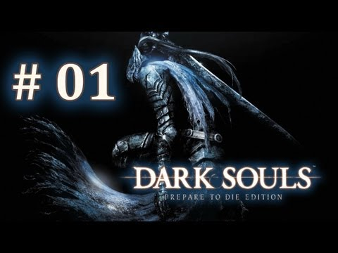 Let's Play Dark Souls Prepare to Die Edition (DLC only) #01 - Der weiße Löwe