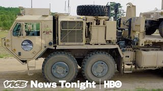 War Robots & Afghanistan's Deadliest Year: VICE News Tonight Full Episode (HBO) - VICENEWS