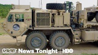 War Robots & Afghanistan's Deadliest Year: VICE News Tonight Full Episode (HBO) - VICENEWS