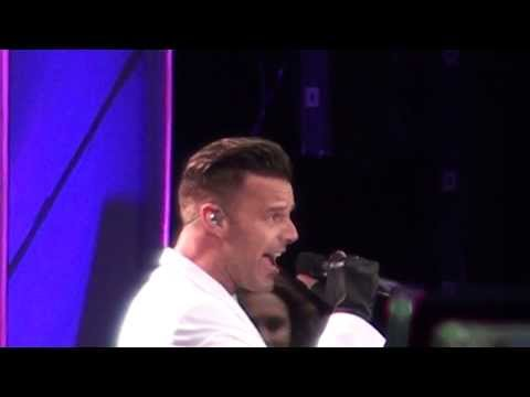Ricky Martin, Festival de Viña del Mar
