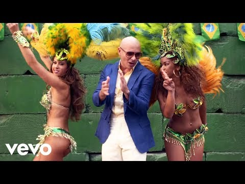 "Pitbull Feat. Jennifer Lopez & Claudia Leitte  ""We Are One (Ole Ola)"" Video"