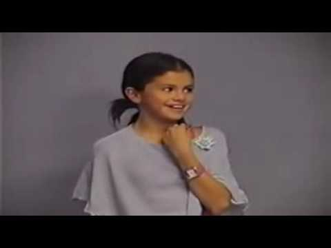 Selena Gomez Audition For Wizards Of Waverly Place