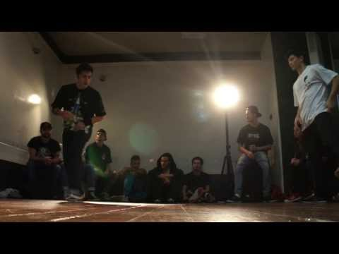 Piranha vs Johnny @ Battle Fever Mixed Style Edition (Finalissima_Breakin')