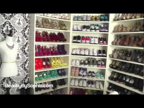 MOST REQUESTED Beauty Closet Room Tour