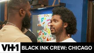 Ryan Takes Over Loyal Ink | Black Ink Crew: Chicago - VH1