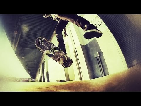 SHAWN KELLER - 360 FLIP TRICK TIP KINDA ?