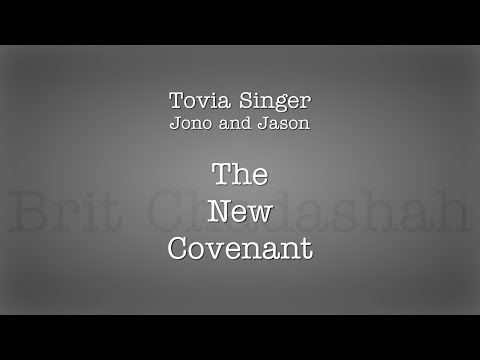 Tovia Singer - The New Covenant
