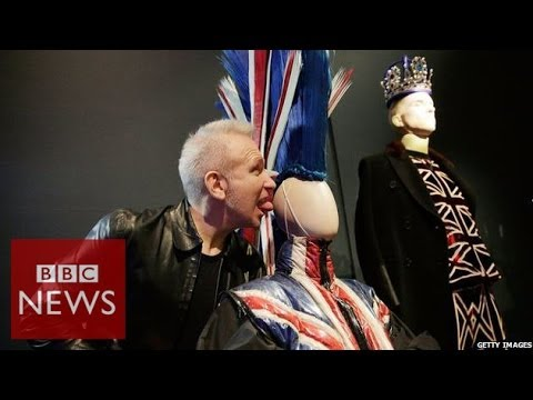 How Gaultier chooses his models - HARDtalk - BBC News