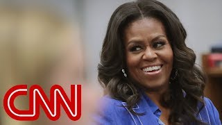 Michelle Obama says Melania Trump turned down her offer of help - CNN