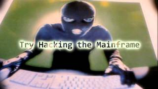 Royalty Free Try Hacking the Mainframe:Try Hacking the Mainframe
