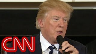 Trump supports arming teachers with guns - CNN