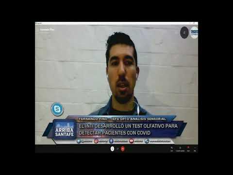 """EL INTI DESARROLLÃ"""" UN TEST OLFATIVO PARA DETECTAR PACIENTES CON COVID"""