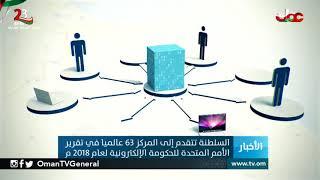 السلطنة تحقق المركز الثاني عربيا في مؤشر الخدمات الإلكترونية لعام 2018م