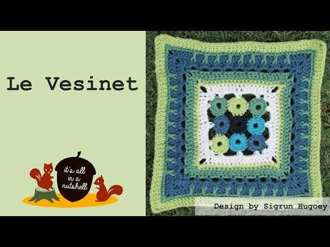 Le Vesinet - Crochet Square