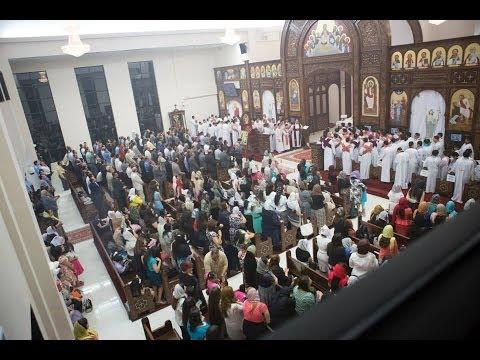 Easter Liturgy 2014