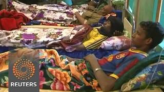 Death toll in Mali suicide attack has risen to 77 - French army spokesman - REUTERSVIDEO