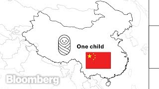 China Might Be Ending Its Child Limit. Here's Why. - BLOOMBERG