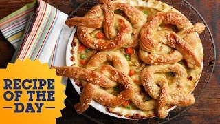 Pretzel Pot Pie | Food Network - FOODNETWORKTV