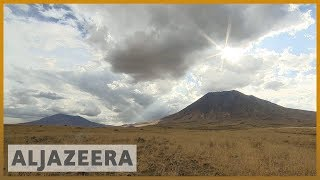 🇹🇿 🌋Tanzania's Ol Doinyo Lengai shows early sign of eruption | Al Jazeera English - ALJAZEERAENGLISH