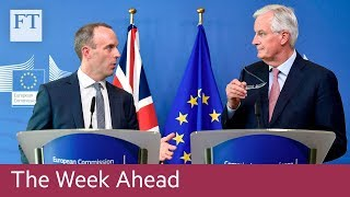 Ireland election amid border talks, carmakers report results - FINANCIALTIMESVIDEOS
