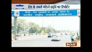 PM Modi to inaugurate Eastern Peripheral Expressway - INDIATV
