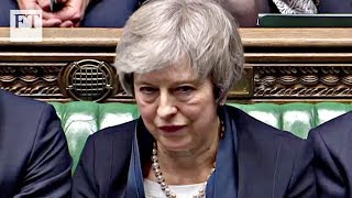 Brexit: parliament rejects Theresa May's deal - FINANCIALTIMESVIDEOS