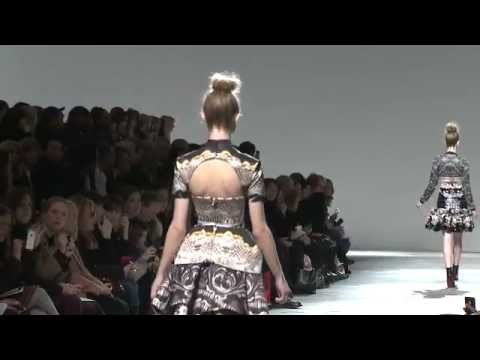 On Demand: Mary Katrantzou AW12