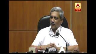 Goa Chief Minister Manohar Parrikar's health improves - ABPNEWSTV