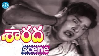Sarada Movie Scenes - Shobhan Babu Goes Missing || Sharada || Rao Gopal Rao - IDREAMMOVIES