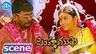 Namitha First Night Scene - Simhamukhi Movie || Romance Of The Day #282 - IDREAMMOVIES