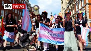 Line 18: The fight between trans and feminists - SKYNEWS