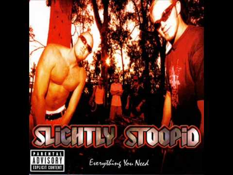 Slightly Stoopid - Collie Man (Lyrics)
