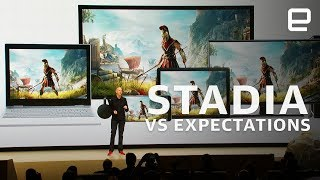 Google Stadia: Lower your expectations - ENGADGET
