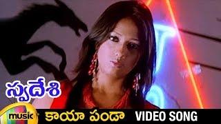 Swadeshi Telugu Movie Video Songs | Kaya Panda Full Song | Vijayakanth | Ashima | Mango Music - MANGOMUSIC