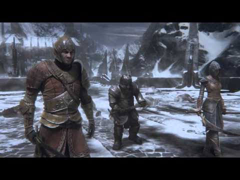 Trailer Lord of the Rings War in the North The Fellowship