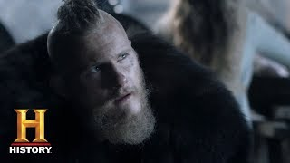 Vikings: Bjorn Meets An Unexpected Ally | 'A New God' Airs Dec. 12 at 9/8c | History - HISTORYCHANNEL