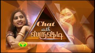 Chat With Actress Srushti 17-09-2015 – Jaya TV Vinayagar Chaturthi Special Program