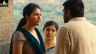 Sindhubaadh Movie Anjali Warning to Vijay Sethupathi | 2019 Latest Movie Scenes | Sri Balaji Video - SRIBALAJIMOVIES
