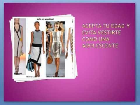 Moda y ropa para mujeres de 40 años en adelante