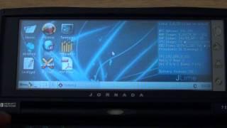 JLime - Linux на вашем HP Jornada