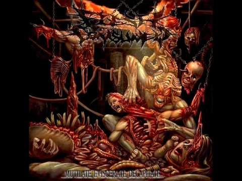 Flesh Consumed - Harvesting Humans