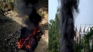 Delhi: Despite NGT order, waste burning continues - TIMESOFINDIACHANNEL