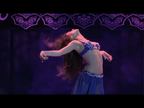 Flying dance by Elena Turuk - 2014 - Oriental Belly Dance with Classical Choreograghy