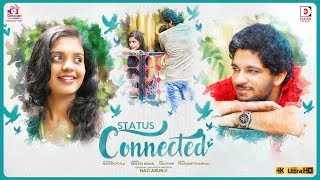Status Connected | Telugu Short Film | D FLICKS - YOUTUBE