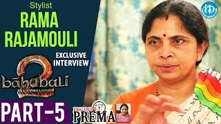 Baahubali Rama Rajamouli Exclusive Interview Part #5 || #WKKB | Dialogue With Prema - IDREAMMOVIES