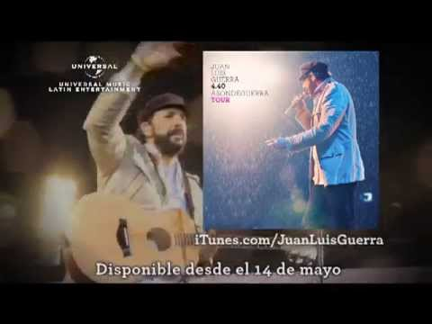 Juan Luis Guerra - Asondeguerra Tour