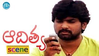 Aditya Movie Scenes - Swetha Irritates Krishna || Jagadish || Shilpa || Swapna - IDREAMMOVIES
